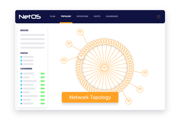 network slicing, network splicing, network visualization , networking, GUI, network topology, dashboard, wireless, LTE, LAN, 5G, Wi-Fi, mobile, network automation, network optimisation, network visibility, network monitoring